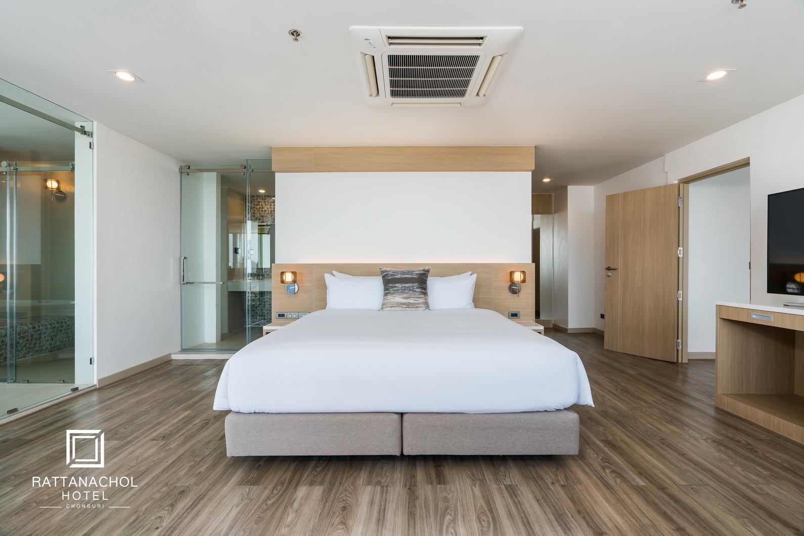 ห้องสวีท 1 ห้องนอน